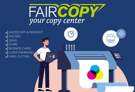 Copy Center Services